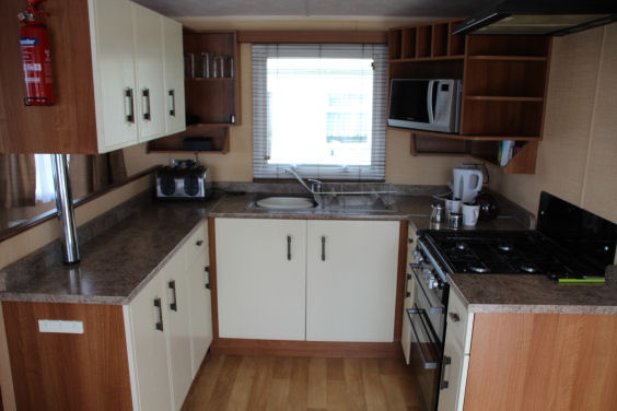 Caravan G64 Kitchen