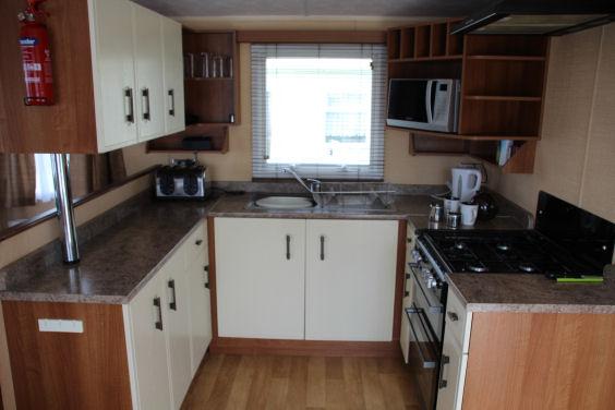 Caravan G64 Kitchen