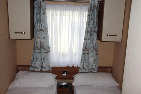Caravan G64 Bedroom 1