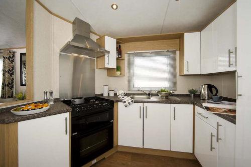Caravan B19 Kitchen
