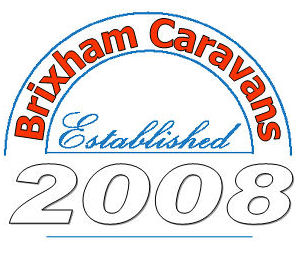 Brixham Caravans Logo Est. 2008